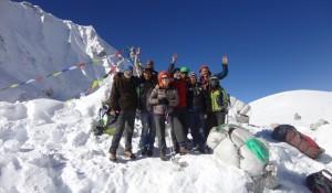 Trek du Manaslu – Larke La  -15 jours