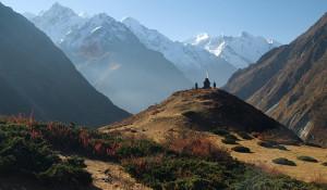 Trek de la Tsum Valley et du Larke La – 24 jours