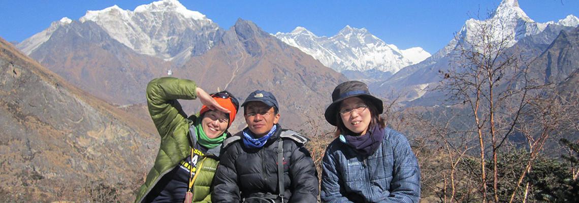 Banner Everest