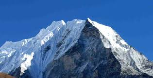 Peaks in Everest region, Labuste Peak climbing.