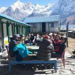 Glacier Family treks and Nepal Famly Treks