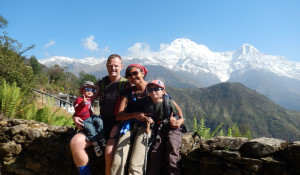 Poonhill Family Treks- 9 days